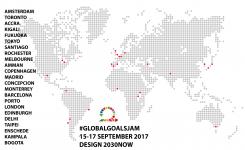 Global Goals Jam – Design Sprint