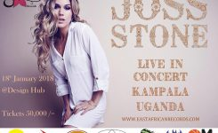 Joss Stone – live in Kampala