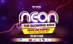 NEON: The Glowing Rave (The Social)