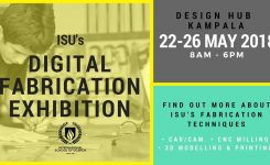ISU's Digital Fabrication Exhibition