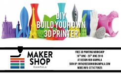DIY Build Your Own 3D-Printer