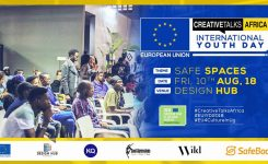 Safe Spaces For Youth –  EU Creative Talks