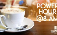 Power Hour – Networking event