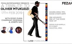 A tribute to Oliver Mtukudzi
