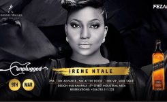 Irene Ntale Unplugged