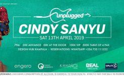 Cindy Sanyu Unplugged