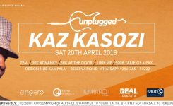 Kas Kasozi Unplugged
